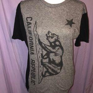 BKC California Republic T-shirt